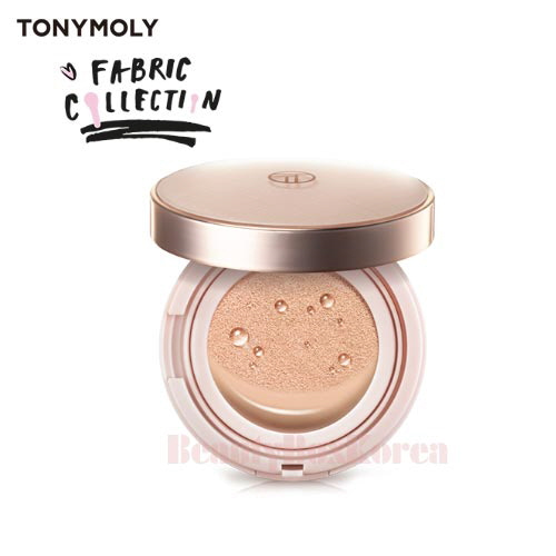 TONYMOLY BC Dation Linen Cushion SPF50+PA+++ 15g [Fabric Collection]